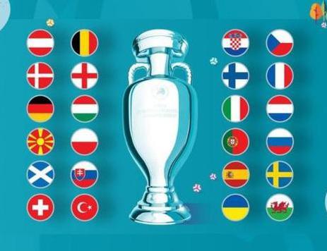 欧洲杯完整名单出炉!2021大决战。